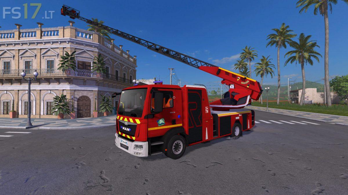 Farming Simulator 17 Fire Truck Mods - Serlegal