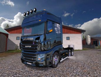 Scania - FS17 mods