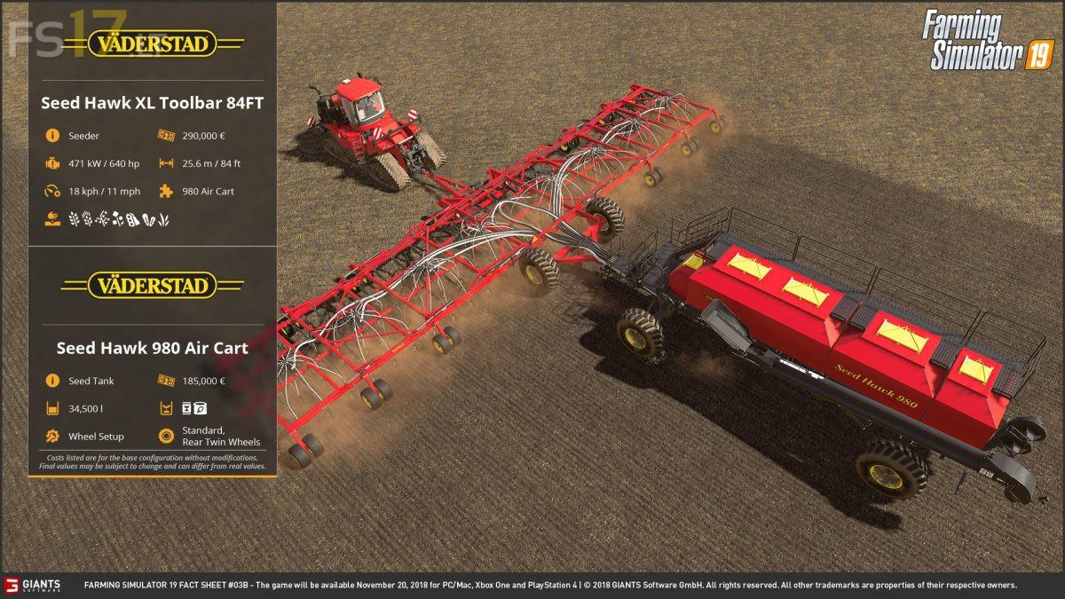 Farming Simulator 19 mods and store items - FS17 mods