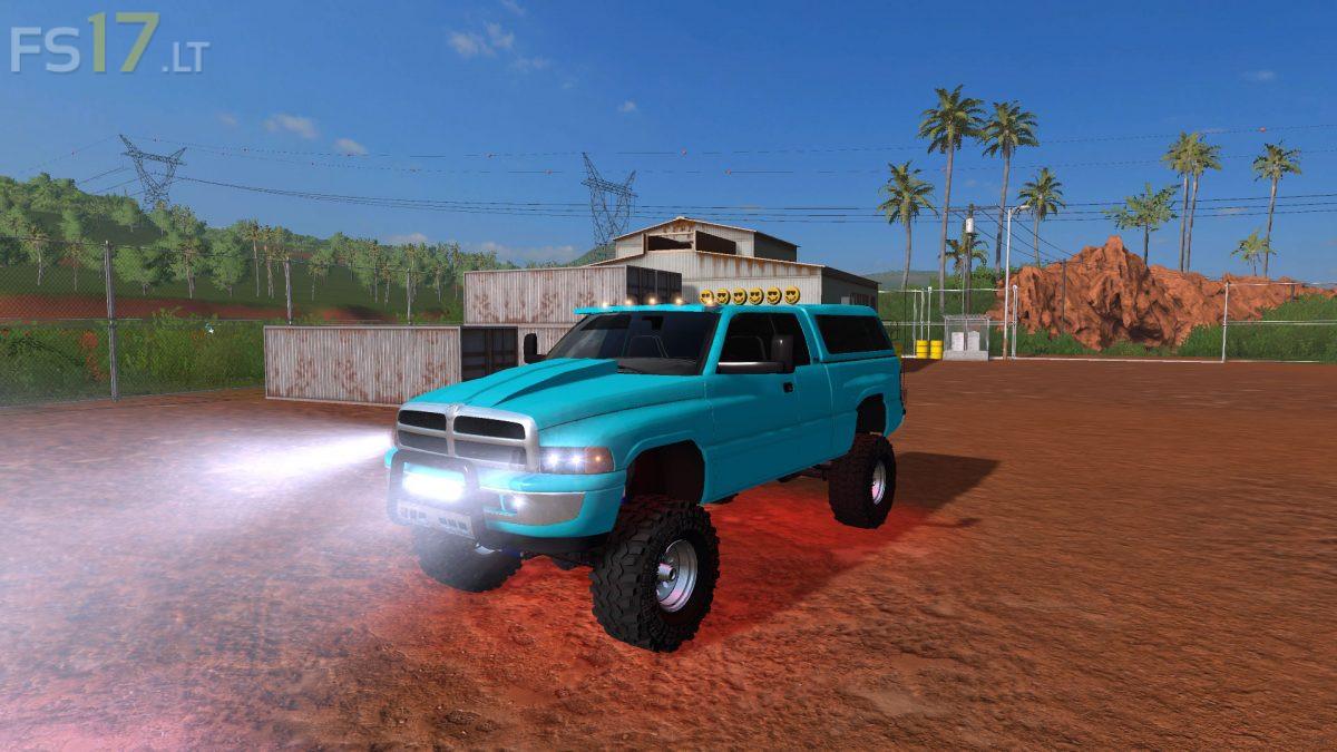 Dodge Cummins 250 2nd Gen Extcab V 1 0 Fs17 Mods