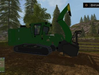 Logging - FS17 mods