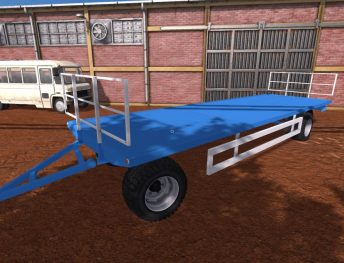 Bale / Flatbed Trailers - FS17 mods