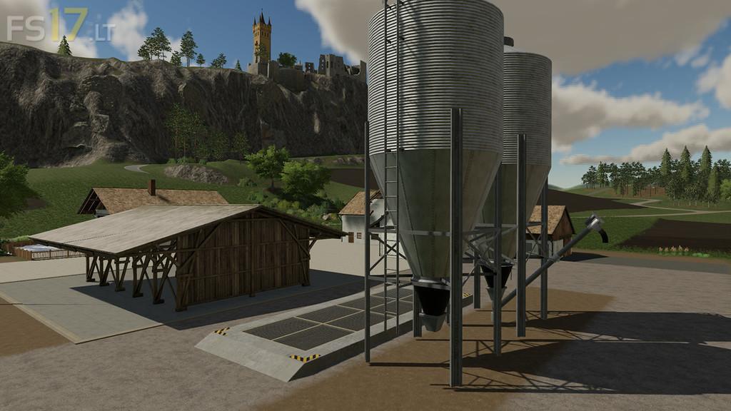 Fs19 silo complex
