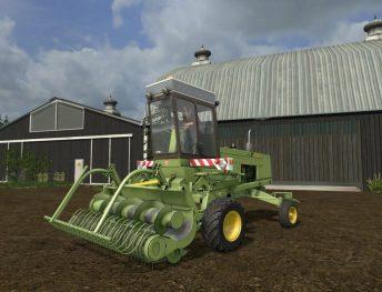 Forage Harvesters - FS17 mods