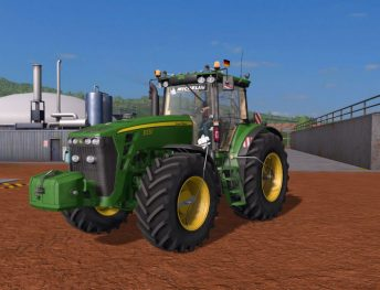 John Deere - FS17 mods