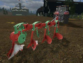 Ploughs - FS17 mods