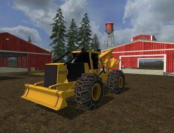 Logging - FS17 mods