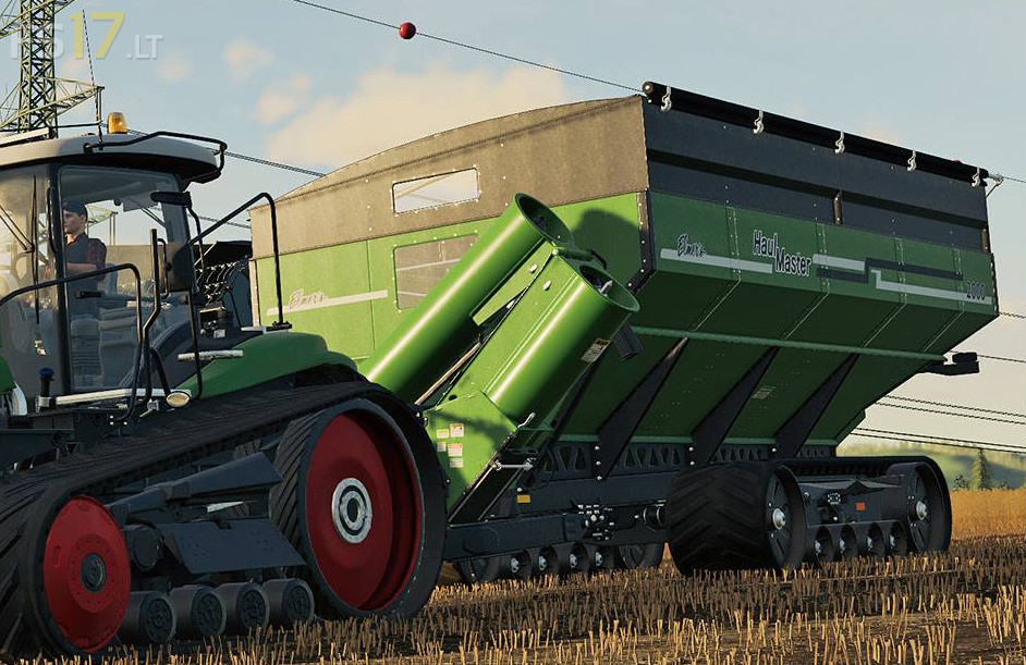 Trailers in Farming Simulator 19 - FS17 mods