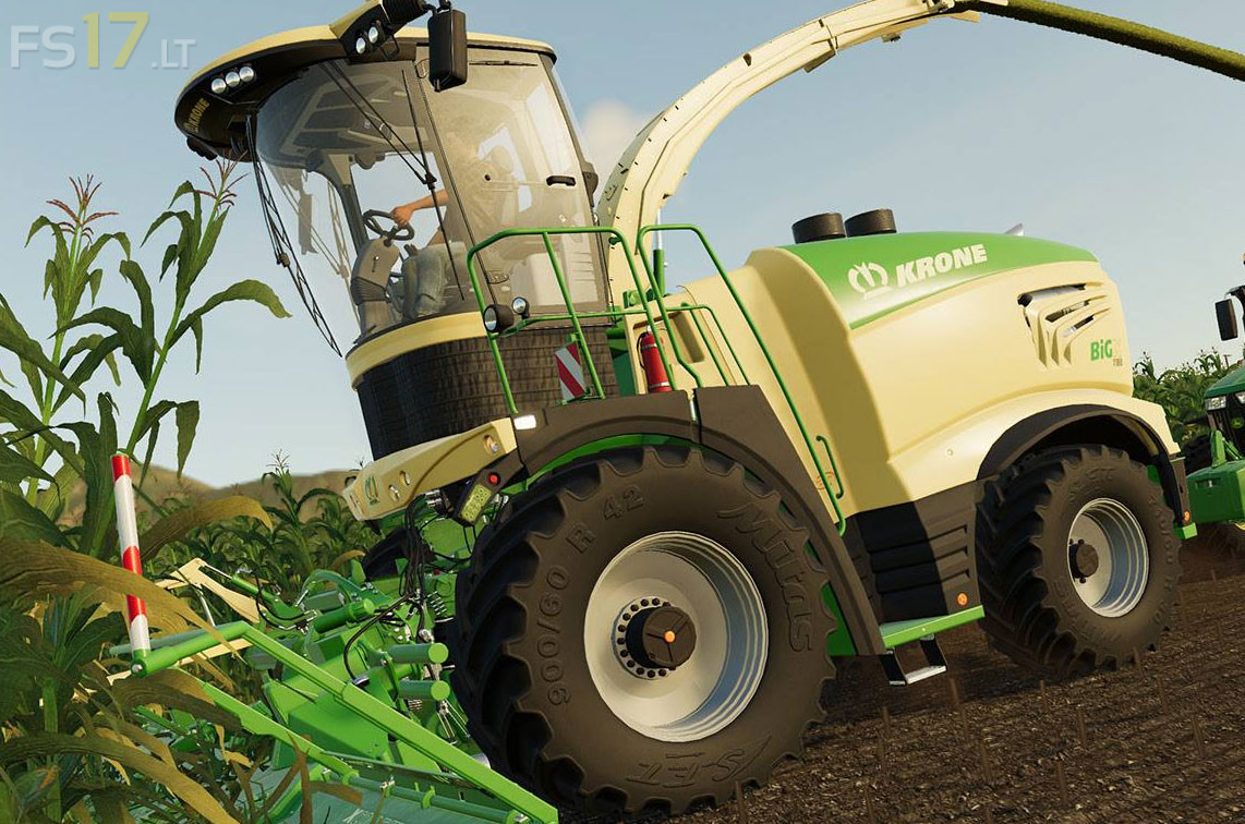 Farming Simulator 19 Harvesters - FS17 mods