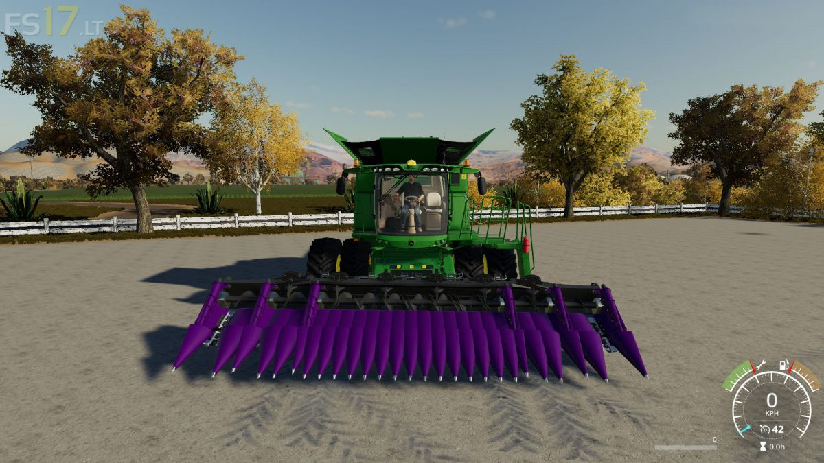Capello Diamant HS8 (Crazy Cutter) v 1 0 - FS19 mods
