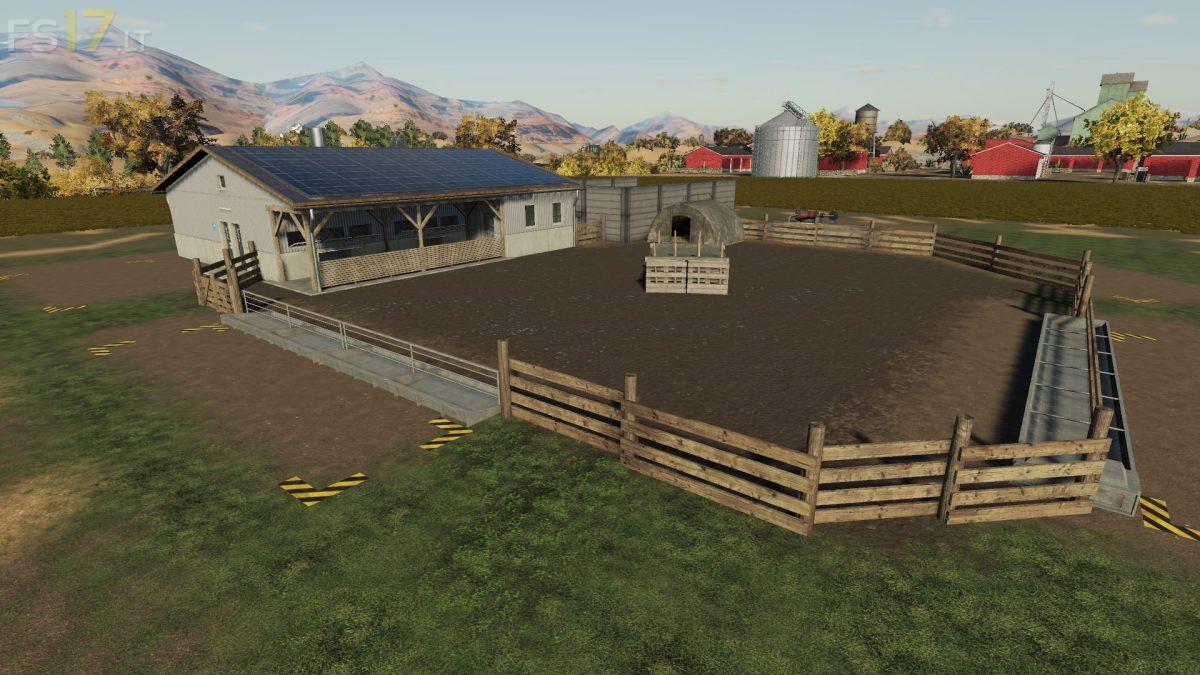 cleanmax pig enclosure v 1 2 fs19 mods