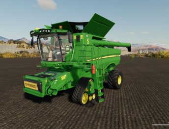 FS19 Harvesters - Page 9 of 13 - FS19 mods