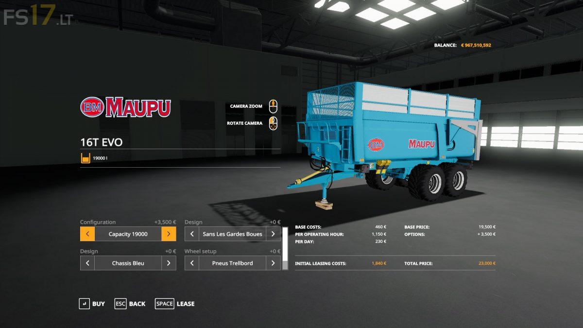 Farming simulator 2019 Mod Trailer Houses