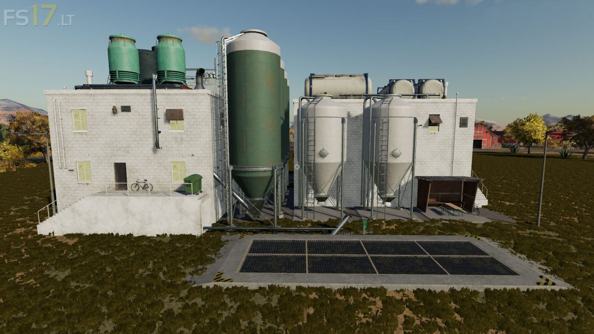 Multi Large Silo v 1 0 0 2 - FS19 mods
