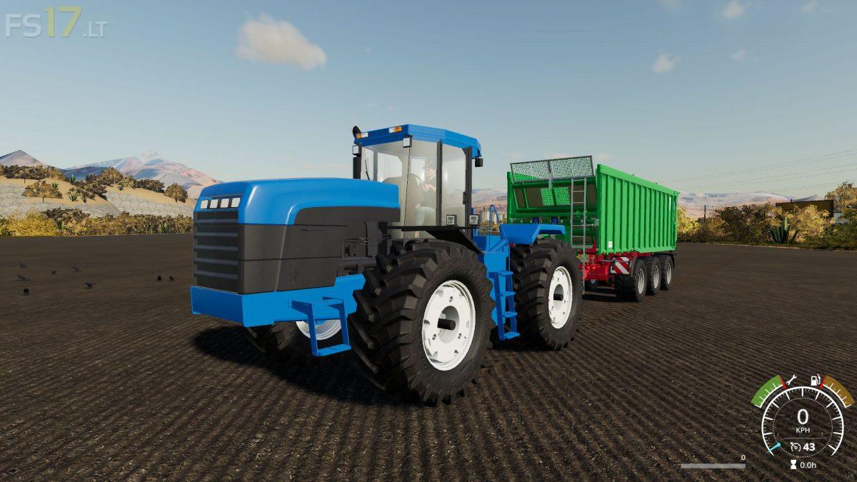 New Holland 9822 V 1 0 Fs19 Mods