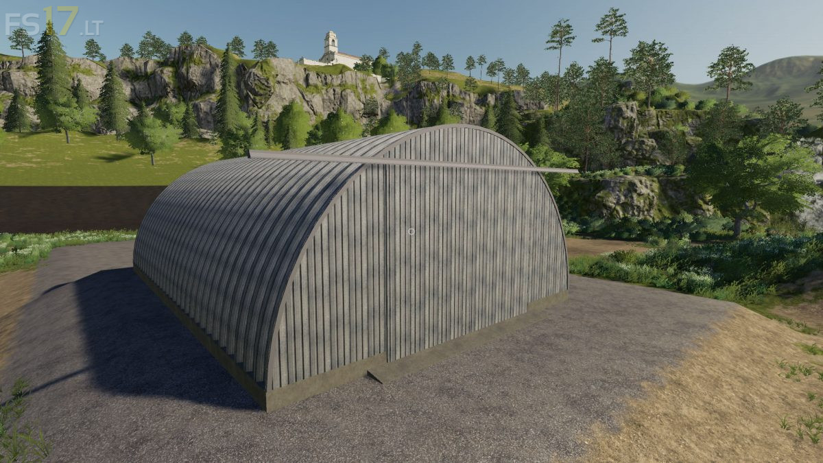 Cars Trucks And More >> Placeable Sheds Pack v 1.1 - FS19 mods