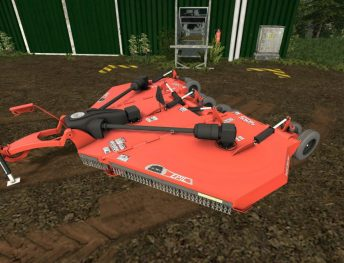 Mowers Fs17 Mods
