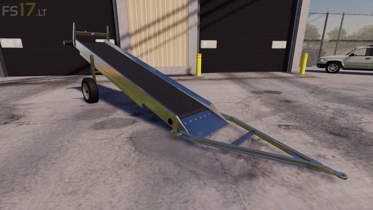 Conveyor Belts Pack v 1 0 0 5 - FS19 mods