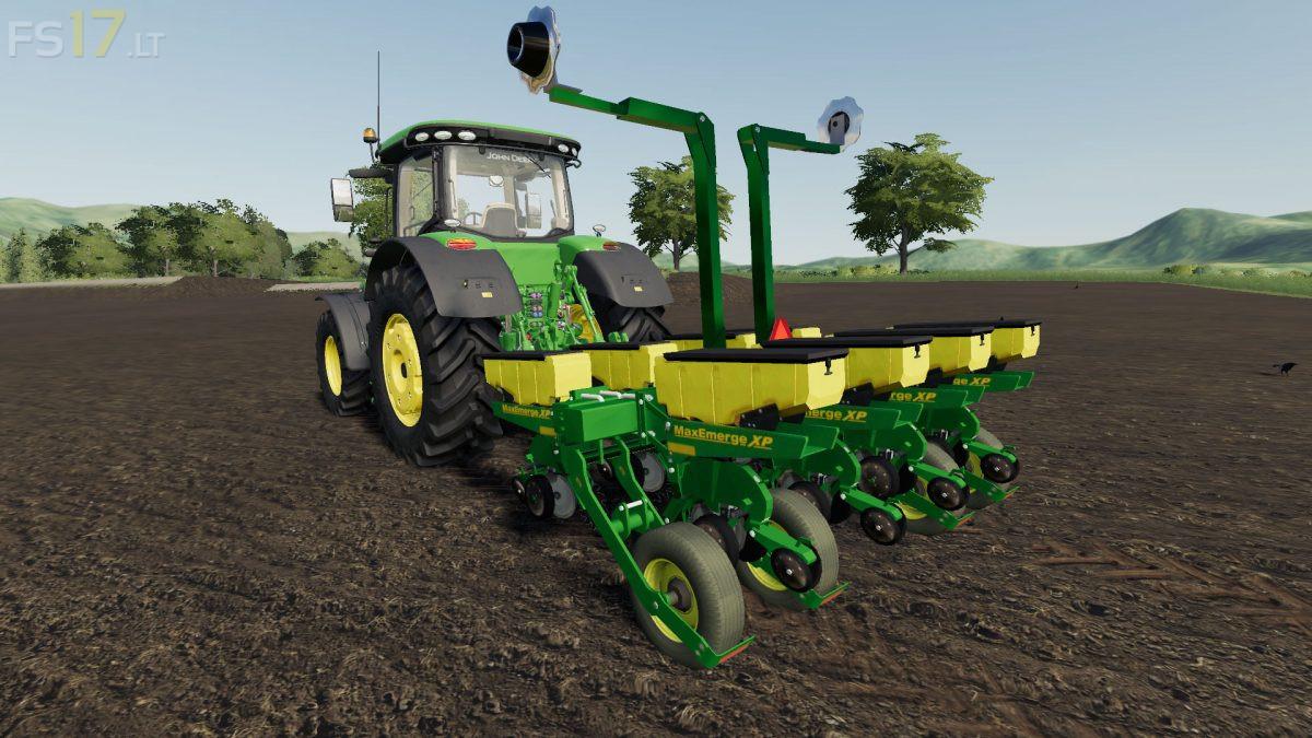 John Deere 1760 Planter V 1 0 Fs19 Mods