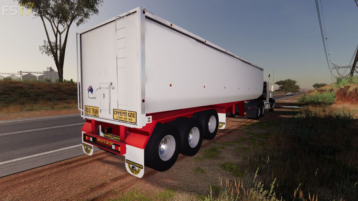 RWT Aussie Dump Trailer v 1.0 - FS19 modsKenworth Dump Trucks Fs19