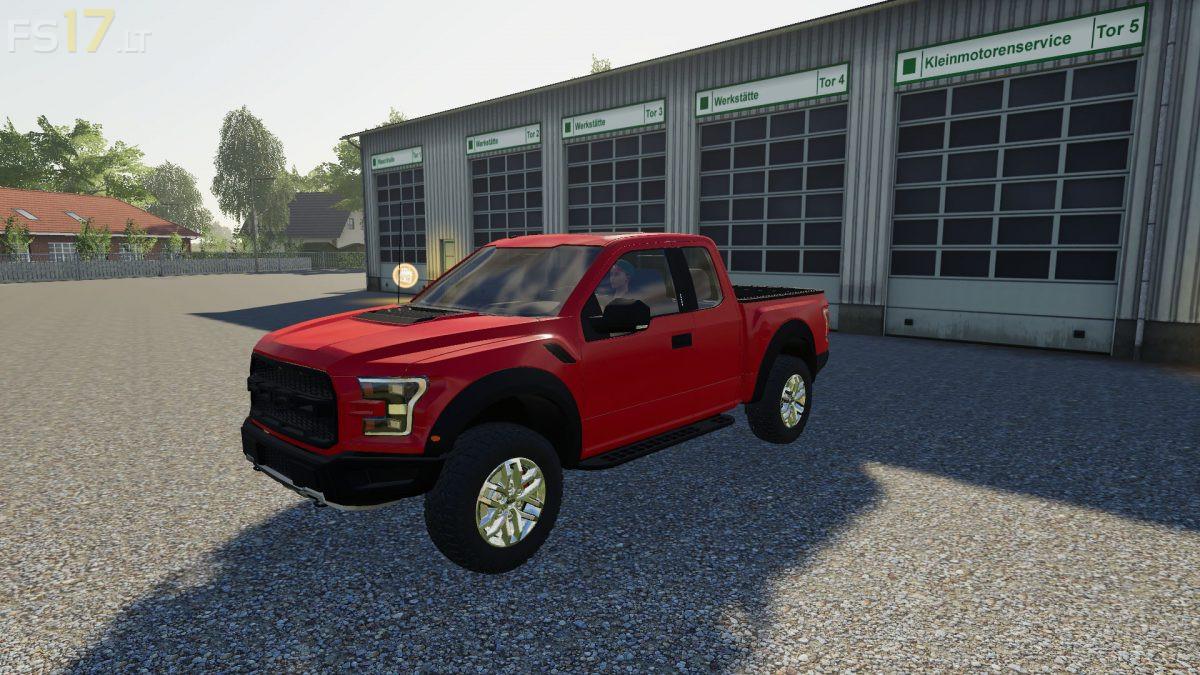 2017 Ford Raptor V 1 0 Fs19 Mods