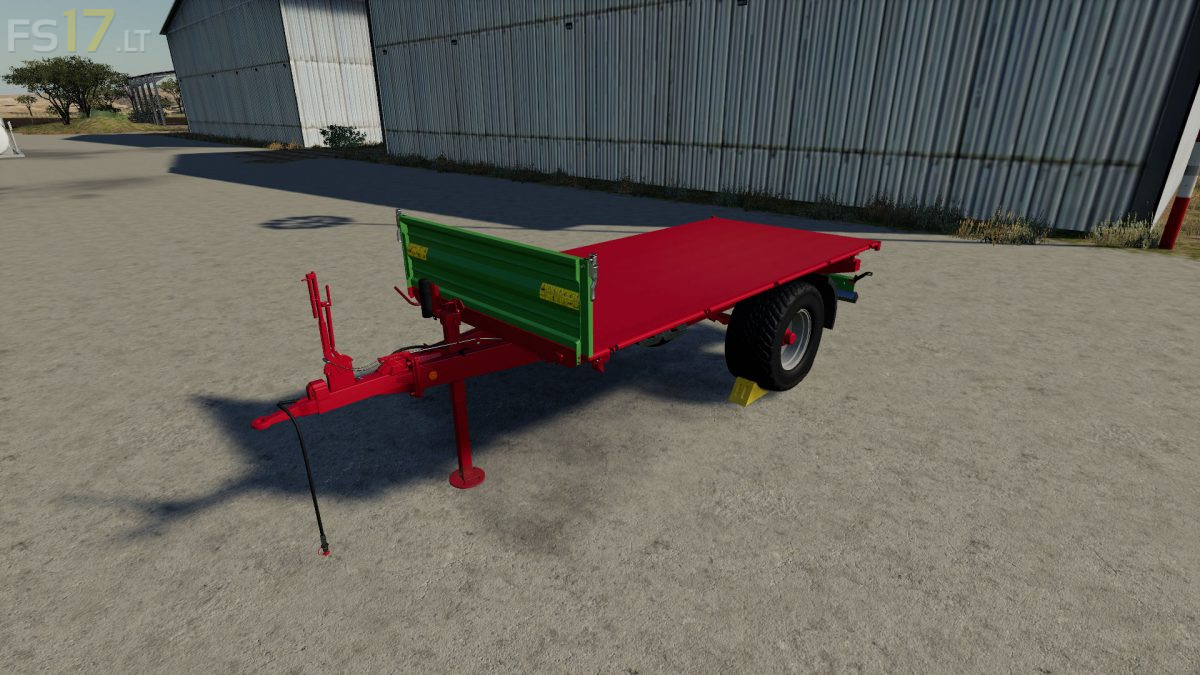 Autoload Trailers Pack v 1 2 - FS19 mods
