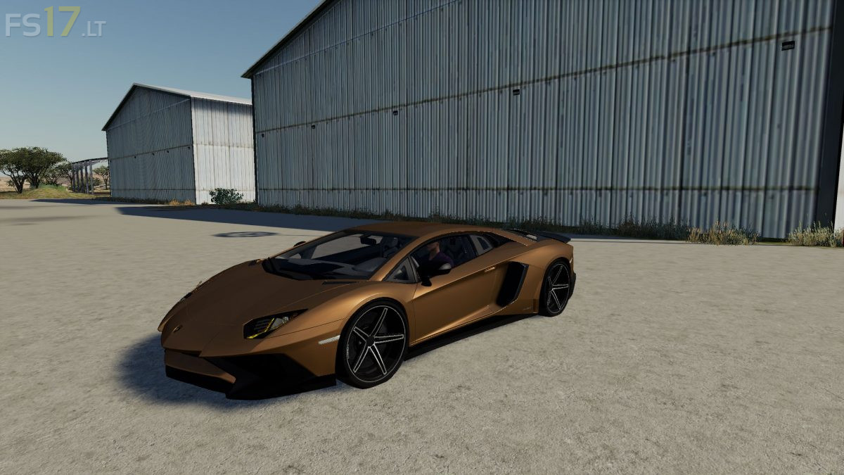 Lambo Mods Fs 17 ✓ Lamborghini Super Car