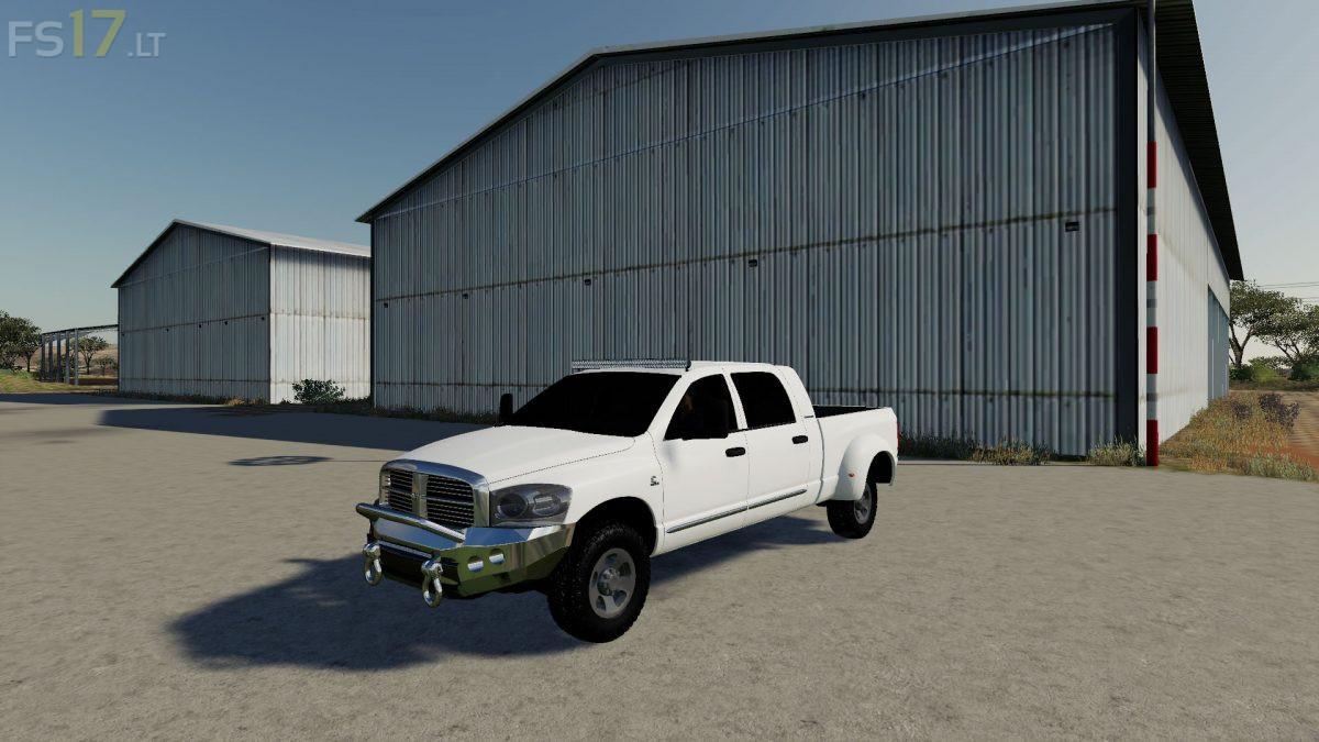 Pickup Cars Pack v 1.0 - FS19 mods