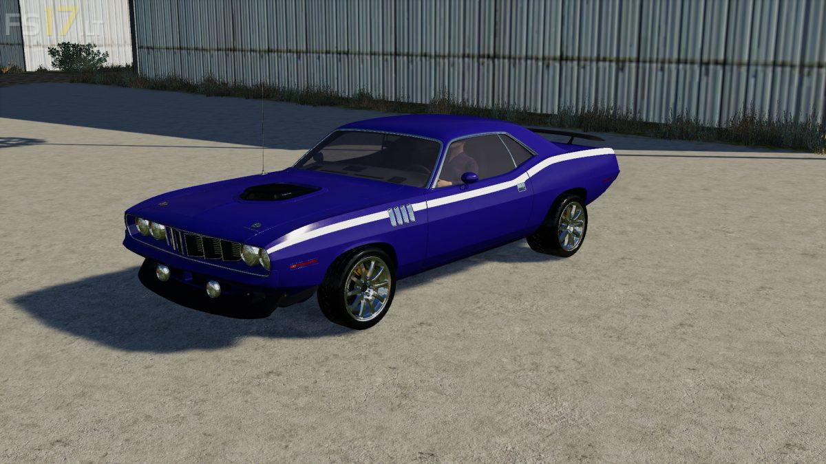 American Sport Classic Cars Pack V 1.0