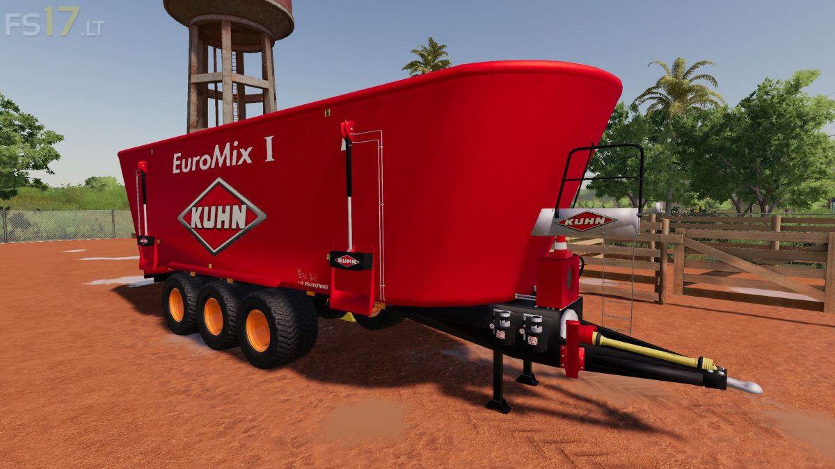 Fs19 Modhub Ps4 Big Mixing Wagon - #GolfClub