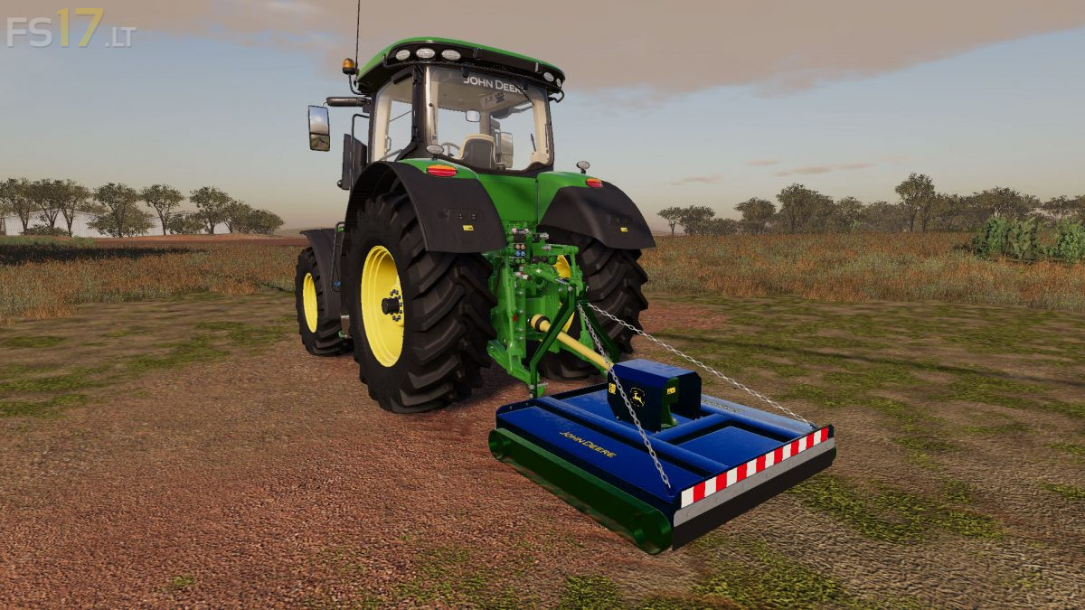 Bush Hog Mower V 1 0 Fs19 Mods