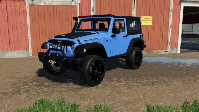 4200 Koleksi Mod Bussid Mobil Jeep Rubicon HD Terbaru