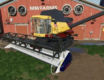 FS19 Harvesters - FS19 mods