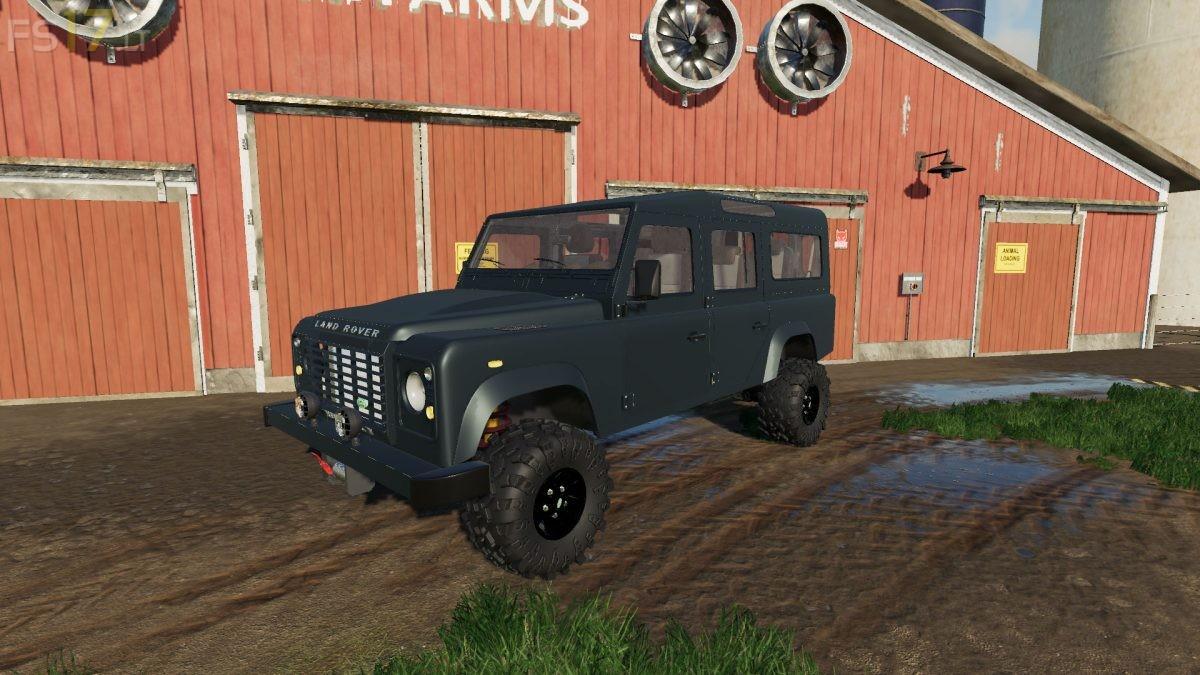 Fs19 Land Rover