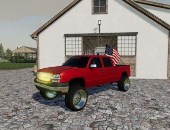 2005 Chevrolet Silverado 1500 V 2 0 Fs19 Mods