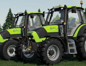Agrotron New Riemenspanner für Deutz Agrotron 108 118 128 Agrotron M Profiline