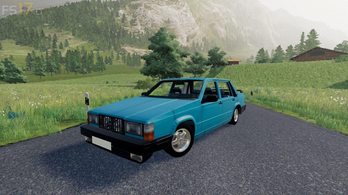 Volvo 740 Fs17